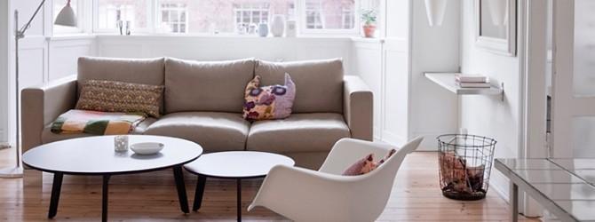 Coup de coeur : Appartement à Copenhague