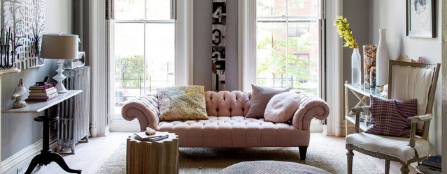 Coup de Coeur: Vintage Brooklyn Apartment