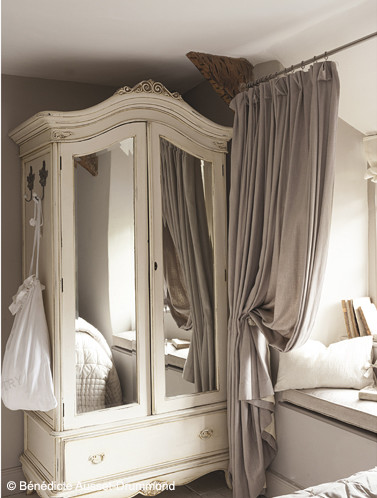 English cottage soft chic for Deco chambre cottage anglais