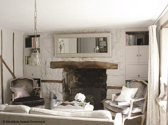 English cottage soft chic for Decoration cottage anglais